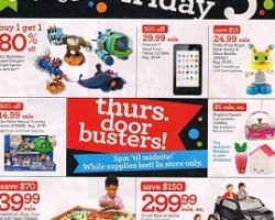 Toys R Us Black Friday Ad 2015