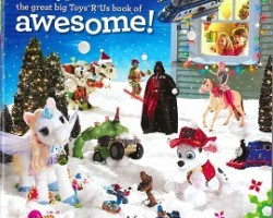 Toy's R Us Toy Catalog Ad 2015 – Great Big Book of Awesome