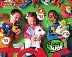 Walmart Toy Book Ad 2015 – The Wonder of Christmas Toy Book