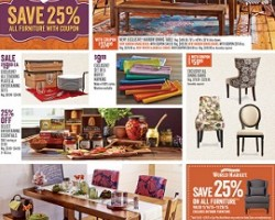 World Market Black Friday 2015 Sale Ad