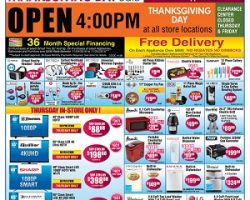 BrandsMart Black Friday Ad 2016