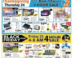 Curacao Black Friday Ad 2016