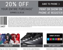 Hibbett Sports Black Friday Deals, Sales 2016