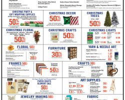 Hobby Lobby Pre-Black Friday 2016 Ad