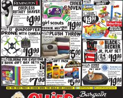 Ollie's Bargain Outlet Black Friday Ad 2016