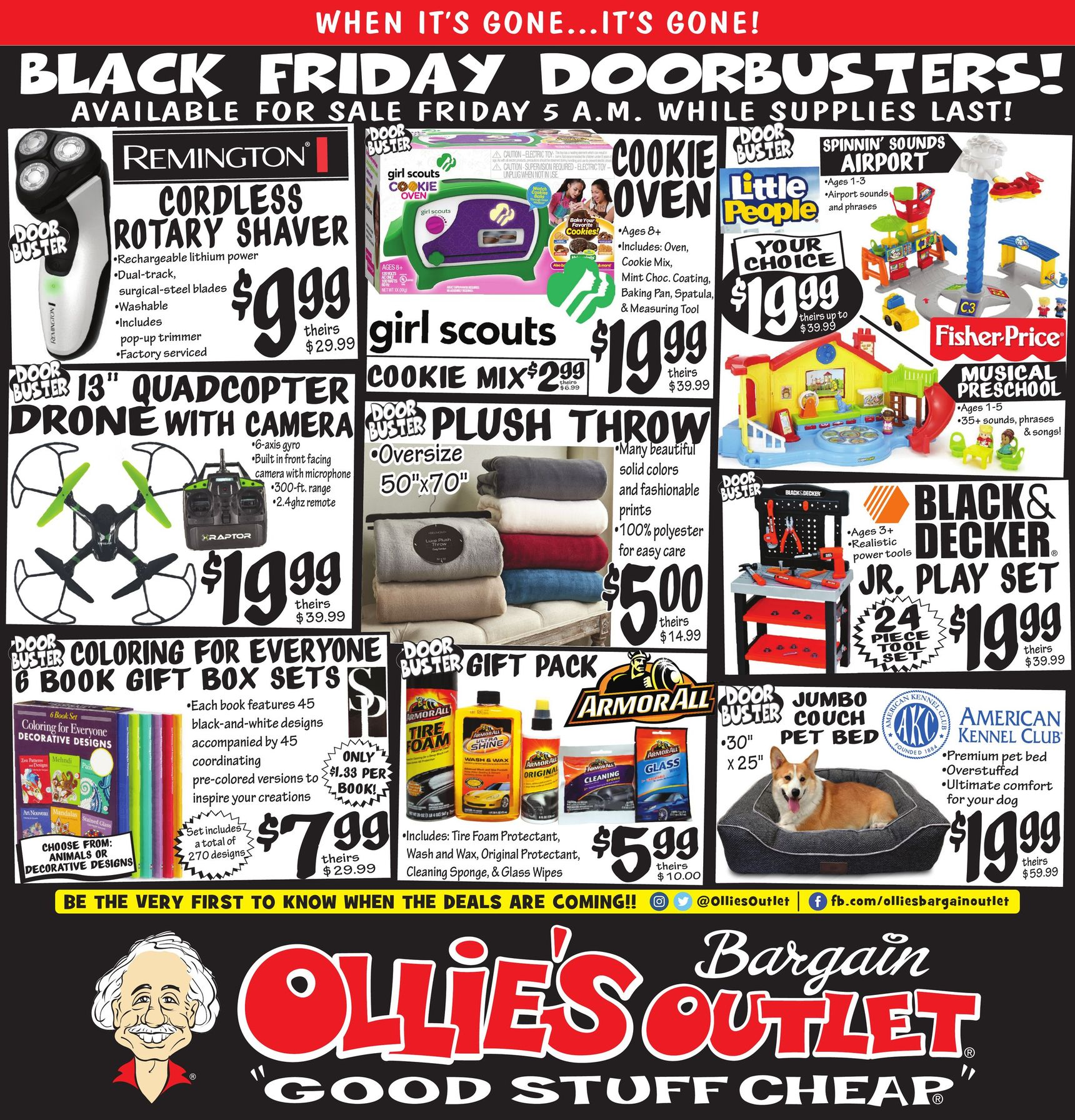 Ollieu0027s Bargain Outlet Black Friday Ad 2016