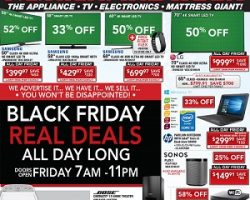 PC Richard & Son Black Friday Ad 2016
