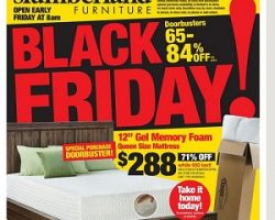 Slumberland Furniture Black Friday Ad 2017