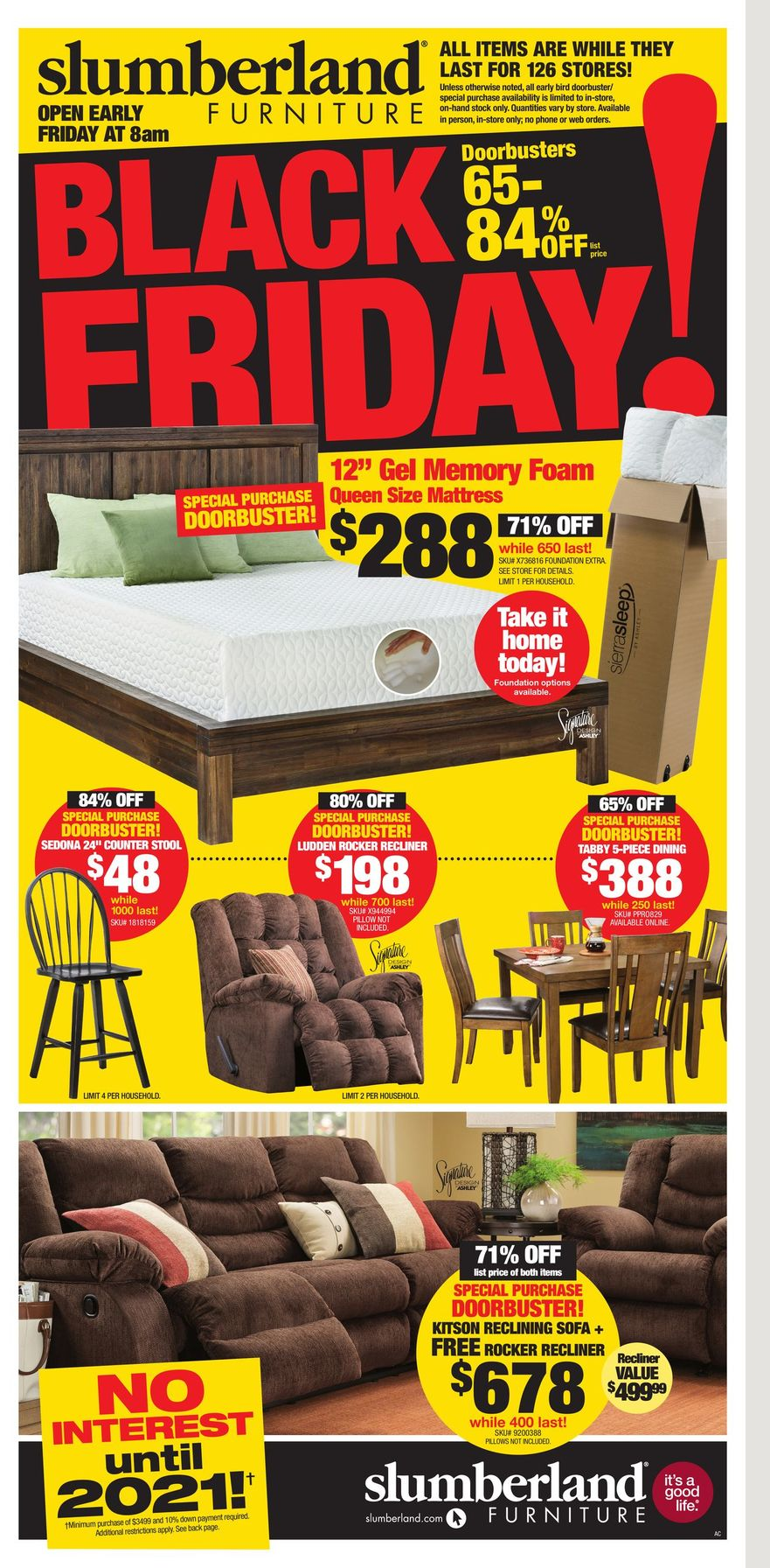 slumberlandfurniture-blackfriday2016 & Slumberland Furniture Black Friday Ad 2016 islam-shia.org