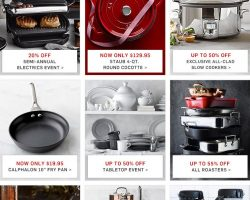 Williams-Sonoma Black Friday Deals 2016