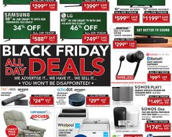 PC Richard & Son Black Friday Ad 2017