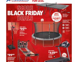 Academy Sports Black Friday Ad 2017