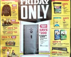 Tractor Supply Black Friday Ad 2017