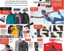 Scheels Black Friday Ad Sale 2017