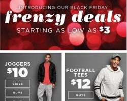 Rue 21 Black Friday Sale 2017