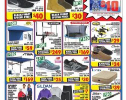 Big 5 Sporting Goods Black Friday Ad 2017