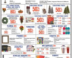 Hobby Lobby Black Friday 2017 Ad