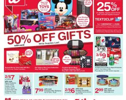 Walgreens Black Friday Ad 2017